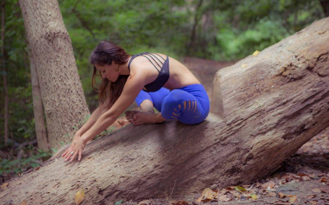 Gentle Yoga Bound Angle Posture