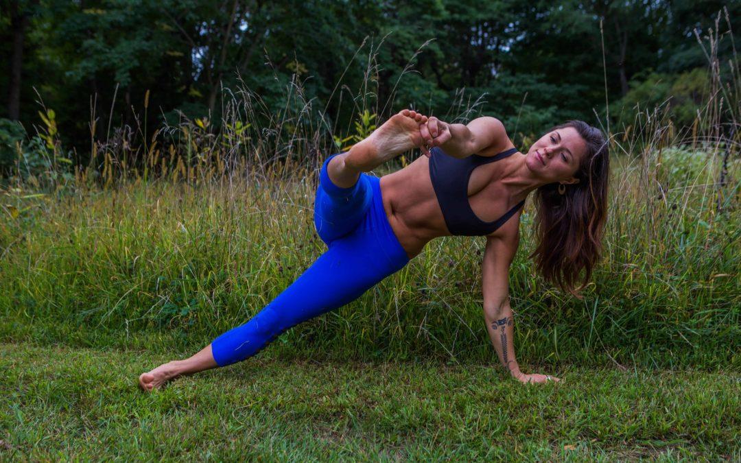 Utthita Hasta Padangusthasana difficult yoga posture