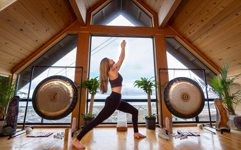 Ha-Style (Strengthening) Vinyasa Yoga Class (60 minutes)